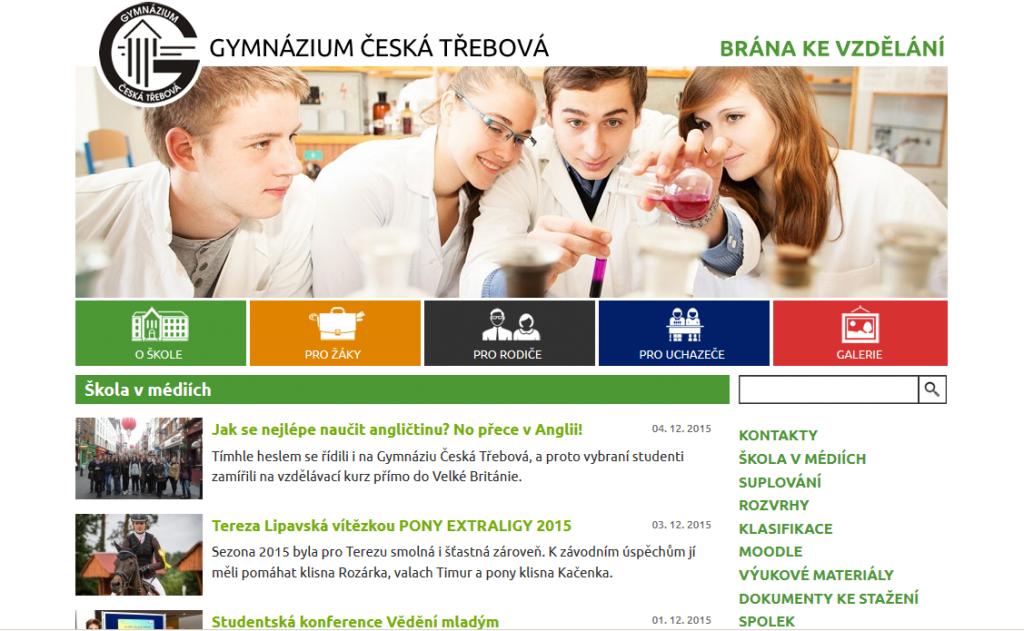 Gymnazium Česká Třebová